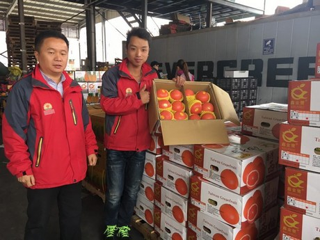Chinese consumers love imported Class I fruits