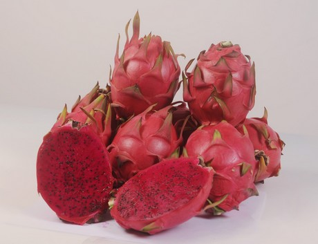 High nutritional value of dragon fruit distinguishes it from